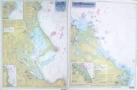 Captain Segull Chart Ca201 Cape Ann To Jeffreys Ledge