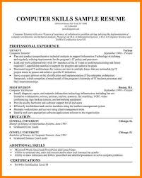 Technical Skills In Resume Cool Technical Skills Resume Com Resume Examples Ideas Technical Skills