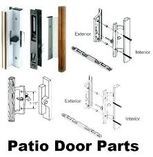 andersen gliding door parts locks patio door parts door lock replacement parts andersen gliding door parts locks unique patio