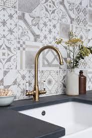 decorative kitchen wall tiles. Gorgeous Palladio Grey Mix Tiles- Mandarin Stone - Decorative Range-  Flooring And Wall Porcelain. Firm Favourite! Decorative Kitchen Tiles A