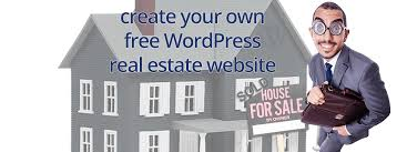 real estate free create your own free wordpress real estate website wpdiscounts