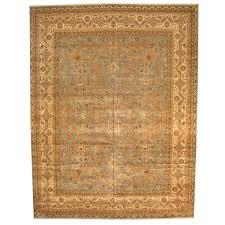 indo hand knotted vegetable dye bidjar wool rug 11 9 x 15 2 herat oriental rugs