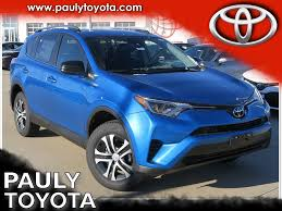 New 2018 Toyota RAV4 LE 4D Sport Utility in Crystal Lake #28992 ...