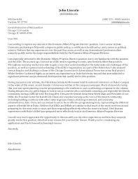 Sample Cover Letter For Writing Job Sample Cover Letter For Non