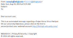 Fake amp; Warning Services Library Technology Horse Trojan