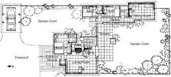 Francis W Little House  Frank Lloyd Wright TrustFrank Lloyd Wright Home And Studio Floor Plan