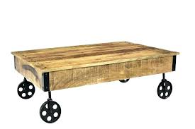 mill cart coffee table industrial cart table industrial cart coffee table diy