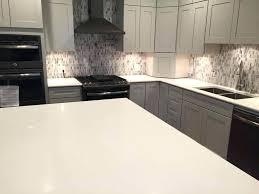 arctic white quartz. Arctic White Quartz On Cabinets Uk . T