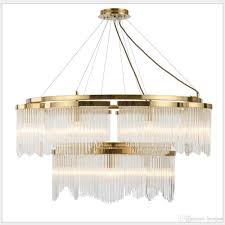 Kronleuchter Kreative Wohnzimmer Schlafzimmer Studie Beleuchtung Fabrik Direkte Postmoderne Kronleuchter Licht Luxus Kristall Gold Schmiedeeisen