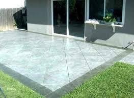 cement patio patterns designs n23