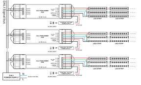 bincolor dcv v channels led rgb dali dimming driver buy bincolor dc12v 24v 3 channels led rgb dali dimming driver