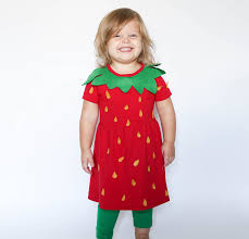 no sew diy strawberry food costume primary com