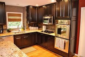Small Picture Kitchen Cabinet Color Schemes SL Interior Design