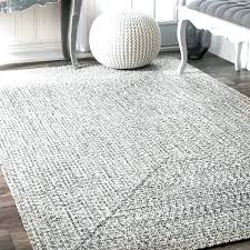 4 by 6 rug x rugs amp rowan handmade grey braided area pony felt pad 4x6 4 by 6 rug