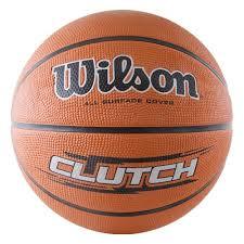 <b>Мяч баскетбольный WILSON Clutch</b>, размер 7 (WTB1434XB ...