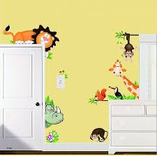 peter pan shadow wall sticker best of cute baby room vinyl wall art s the wall art decorations