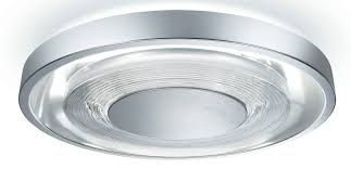 cool round ceiling mounted fluorescent light fixture