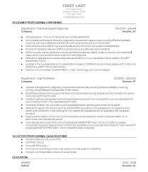 Qa Tester Resume Sample Resume Template Tester Resume Samples Tester