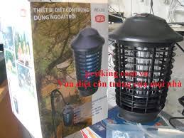 Đèn diệt côn trùng ngoài trời, đèn diệt côn trùng, đèn xung điện, đèn bắt  côn trùng, đèn bắt muỗi