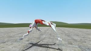 need help gmod physics mesh i ve spent two days fiddling this physics mesh for an ultraman model for gmod only because a friend requested it