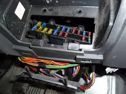 project silver, pic heavy page 30 projectpuma \u2022 ford puma Fuse Box Kangoo removed fuse box fuse box goodman gpg13601403aa