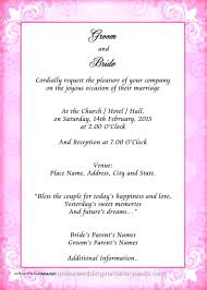 Ideas Free Electronic Wedding Invitations Cards And Free Electronic