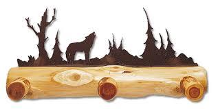 Log Coat Racks Coat Racks Rustic Furniture Mall by Timber Creek 28