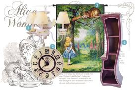 alice in wonderland inspired furniture. Fairytale Furniture Alice In Wonderland Inspired O