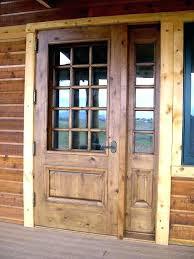 rustic front door rustic wood front doors stained glass panel front door great rustic front door handles