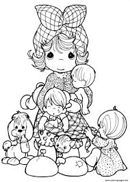 Catchy Coloring Pages Precious Moments Print Colouring In Sweet