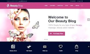 makeup artist websites templates responsive beauty salon website templates free web template massage