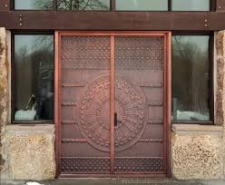 Copper Doors Exterior Copper Doors - Exterior door thickness