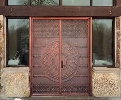 Medieval Doors copper doors exterior copper doors 2797 by guidejewelry.us