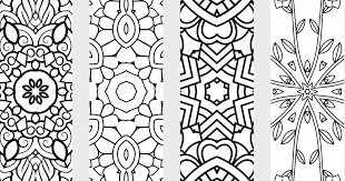 Free printable coloring page bookmarks | bydawnnicole.com. Free Printable Bookmarks To Color Mama Likes This