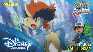 Disney Channel India To Premiere Pokémon The Movie Kyurem vs The sword of  Justice on 11th July ! - ANIME NEWS INDIA