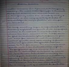 ias notesgen essay on n economy