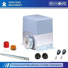 heavy duty sliding gate opener kit motor automation on electric