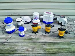 Bilge Pump Installation and Maintenance Tips   Practical Sailor