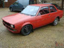 Corolla KE70 2 door rare 50,000 miles from new with loads of rare ...