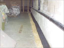 sweet french drain basement strikingly installing an inside united exterminating company