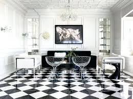 black and white checd floor amazing black and white checd floor tile ideas home interior decoration