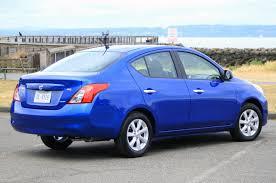 2012 Nissan Versa - Autoblog