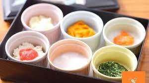 Cách nấu ăn dặm kiểu Nhật cho bé mà mẹ nên biết