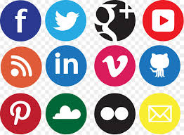 social media buttons transparent background. Social Media Network Icon Design Icons Transparent Background For Buttons