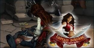 captain morgane la tortue d'or ios