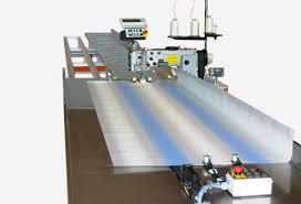 Alfredo Coli Automatic machines for sewing awnings - C 510-767 ... & C 510-767 Automatic sewing machine Adamdwight.com
