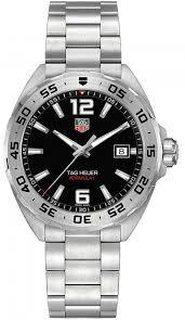 tag heuer formula 1 waz1112 ba0875 men s stainless steel quartz watch