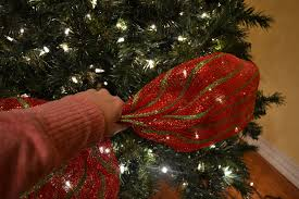 baby nursery foxy kristens creations decorating a tree mesh ribbon saay how to decorate