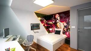 45 Video Game Room Ideas To Maximize Your Gaming Experience Cool Gaming Room Designs