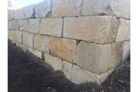 cut sandstone